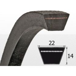 22x1250 Li Ékszíj